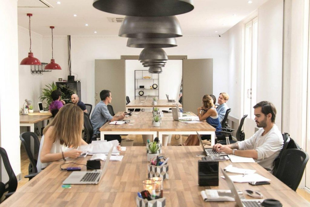 coworking, negócio, empreendedor