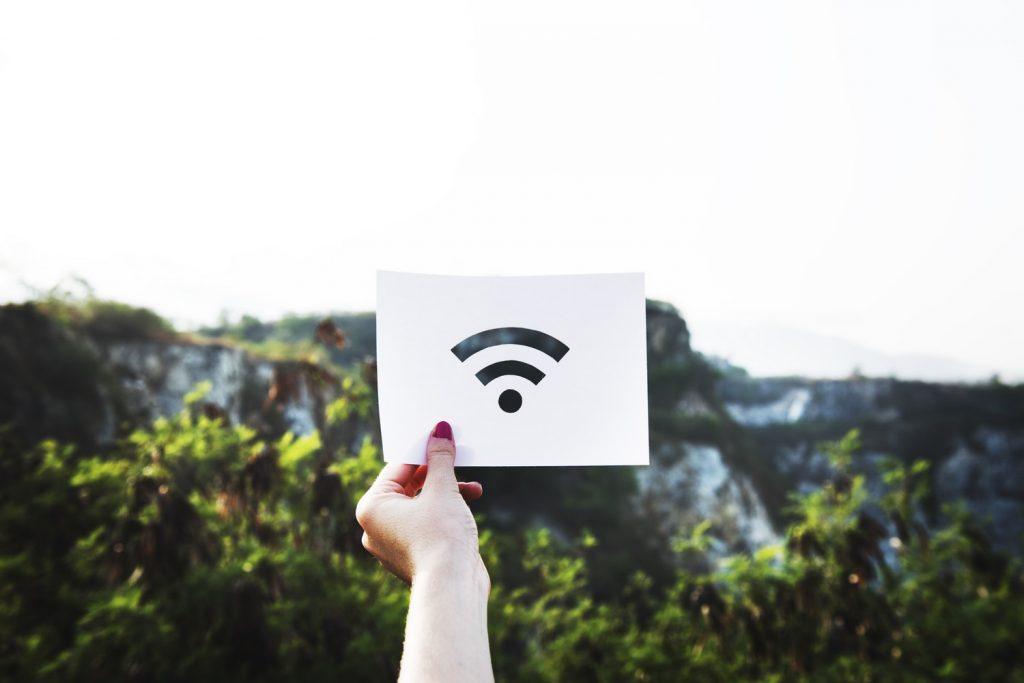 IoT, Internet das coisas, internet
